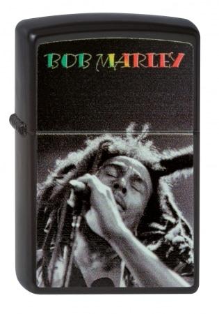 Zippo Bob Marley 811240