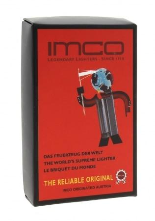 Briquet IMCO Streamline II à pierre Noir