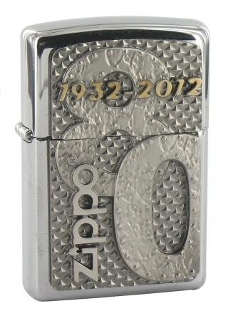 Zippo Commemorative 1932-2012
