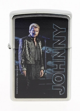 Zippo Johnny Hallyday 810736