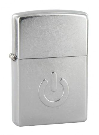 Zippo Power Button