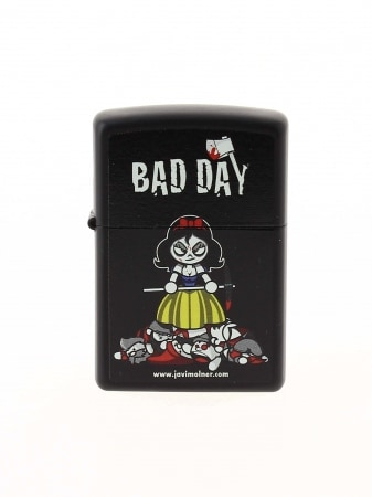 Zippo Bad Day Deadly Appel