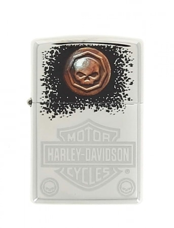 Zippo Harley Davidson Motor Cycles