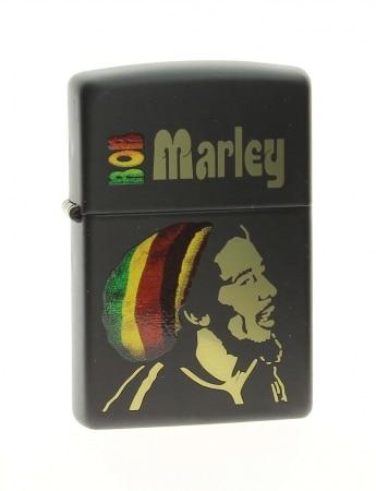 Zippo Bob Marley Portrait