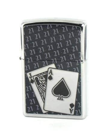 Zippo Blackjack 21
