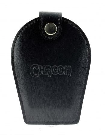 Support 1 pipe pliable Chromé CC300