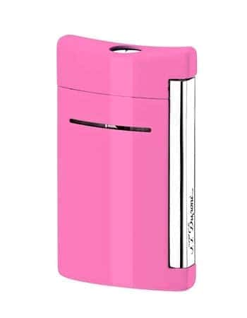 Briquet S.T. Dupont Mini Jet Rose Girly