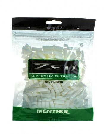 Filtre Menthol Zen Slim