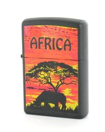 Zippo Africa