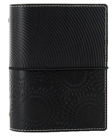Agenda Filofax Pocket Domino Mix Noir