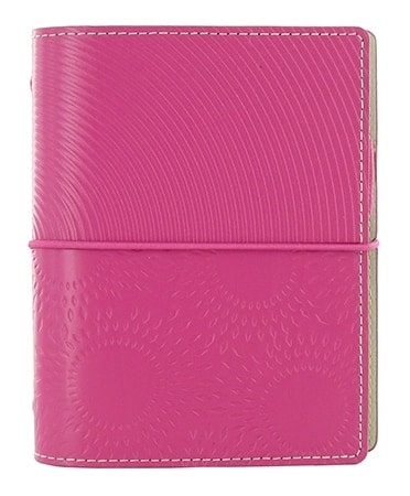 Agenda Filofax Pocket Domino Mix Magenta
