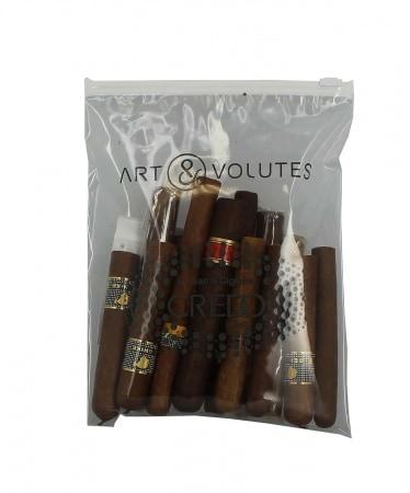Sac Humidificateur pour 10 à 15 cigares Art et Volutes by Crédo