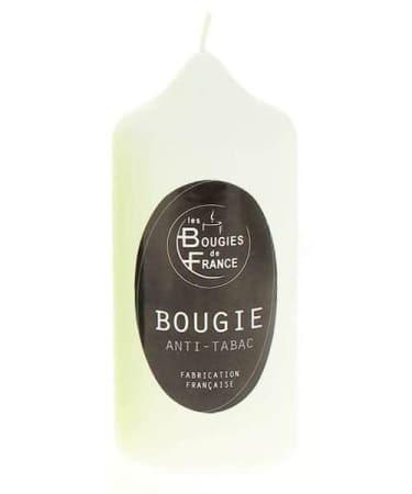 Bougie Anti Tabac Blanche