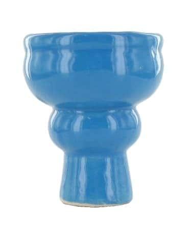Foyer pour narguilé Aladin Grand Modèle Bleu Clair