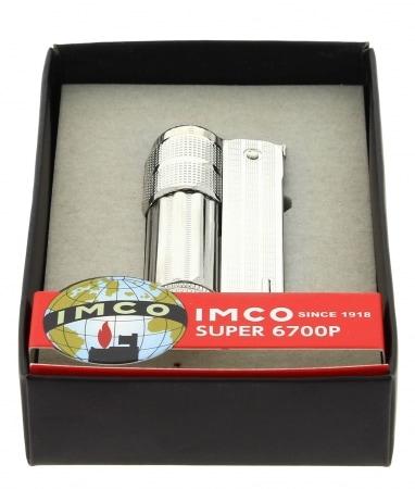 Briquet IMCO Super Triplex Chrome