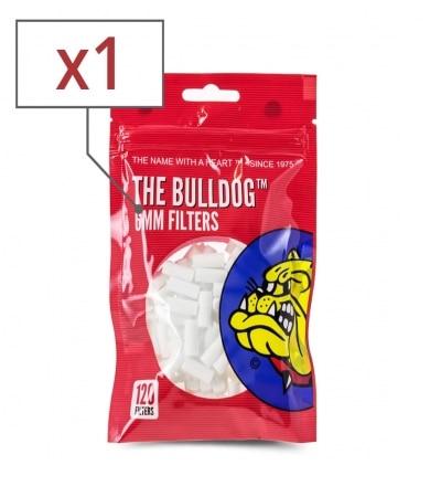Filtres Slim The Bulldog x 1