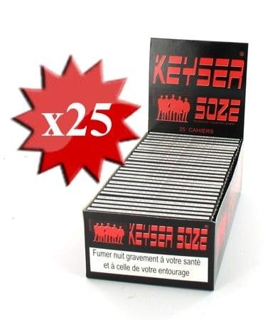 Papier à rouler Keyser Soze Regular x25