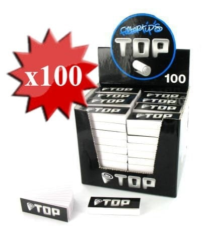 Filtres en carton TOP x100