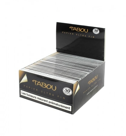 Feuille a rouler Tabou Slim x 50
