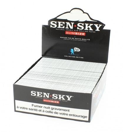 Papier à rouler Sen Sky slim x50