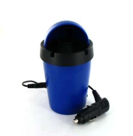 Cendrier de Voiture Smokeless Anti Odeurs Bleu