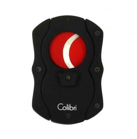 Coupe cigare Colibri Cut Noir et rouge
