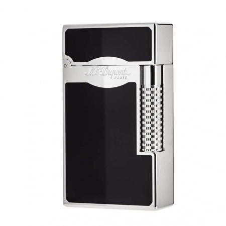 Briquet S.T. Dupont Ligne 2 Le Grand Goldsmith Palladium Noir