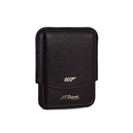 Etui Cigarette S.T. Dupont James Bond Noir