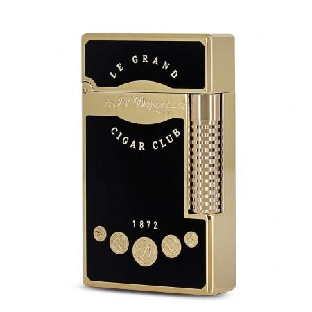 Briquet S.T. Dupont Ligne 2 Le Grand Cigar Club Noir