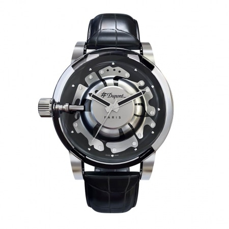 Montre S.T. Dupont Hyperdome Be Bold