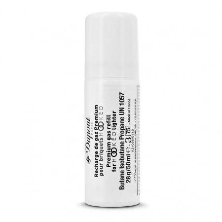 Recharge gaz blanche premium S.T. Dupont 444