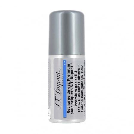 Recharge gaz bleue premium S.T. Dupont 434