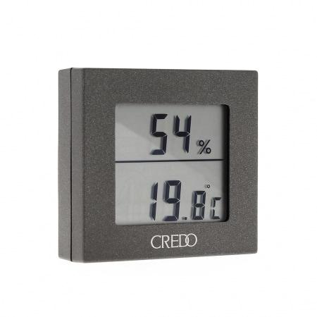 Hygromètre électronique gris