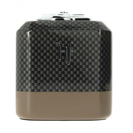 Briquet de table Humidif torche Noir