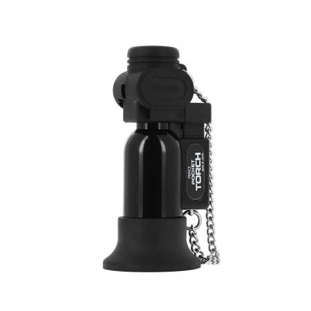 Briquet PRINCE pocket torche noir