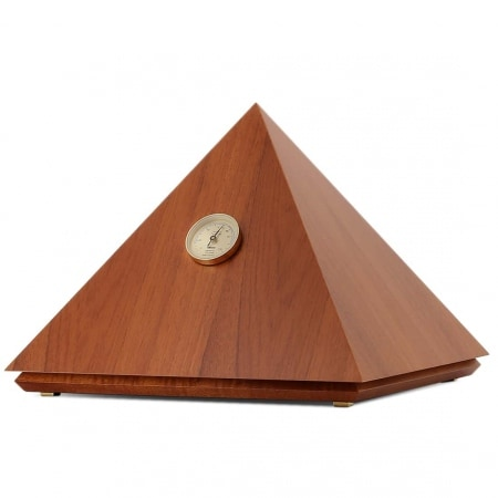 Cave à cigares Adorini Pyramide Deluxe M Cèdre