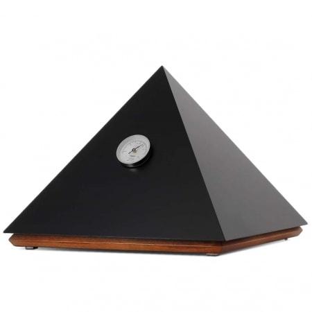 Cave à cigares Adorini Pyramide Deluxe M Noire