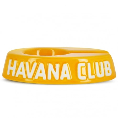 Cendrier Havana Club jaune