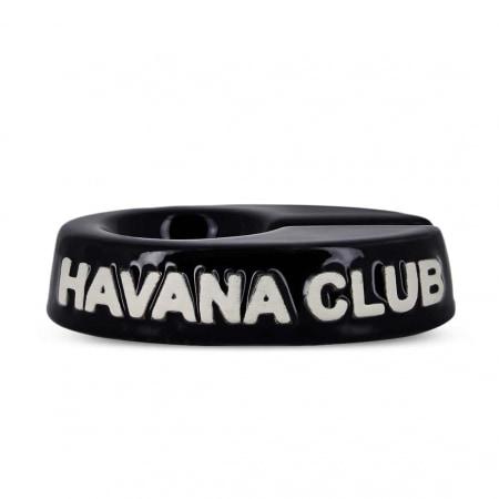Cendrier Havana Club Chico Noir