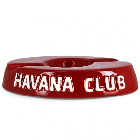 Cendrier Havana Club Rouge Ferrari double