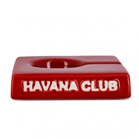 Cendrier Havana Club Solito Rouge