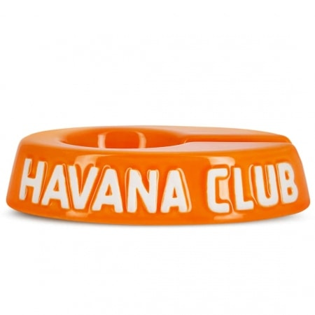 Cendrier Havana Club Orange