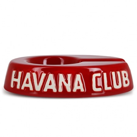 Cendrier Havana Club Rouge Ferrari