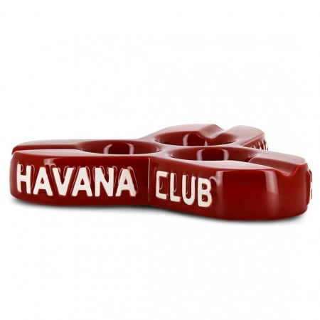 Cendrier Havana Club Triple Rouge Ferrari