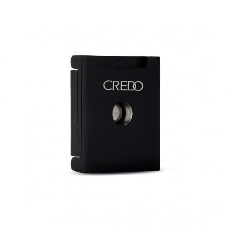 Emporte Piece Credo 3 en 1 Rectangle Noir