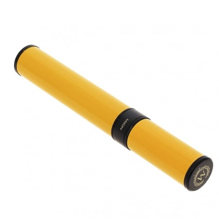 Etui a cigare Myon Tube Racing jaune