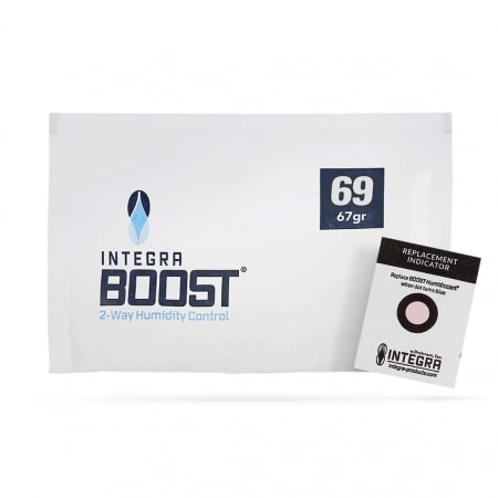 Humidificateur Integra Boost 69 % 67 g