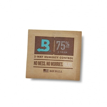 Système d'Humidification Boveda pour Cave 75 % 8 g