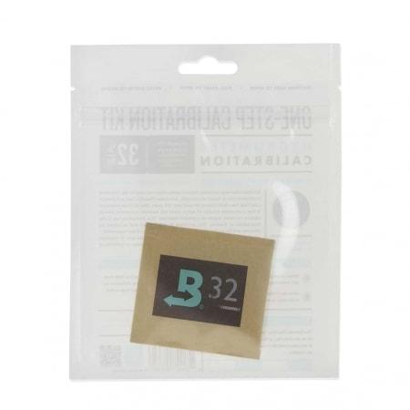 Kit Calibration pour Hygromètre 32 % Boveda