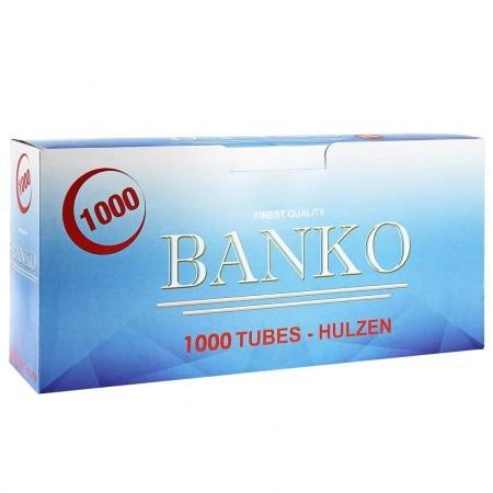 Boite de 1000 tubes Banko